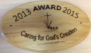 EcoCon-plaque